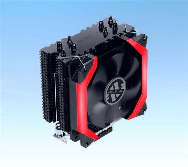 Spire推出全新CPU塔式风扇:热负荷135W