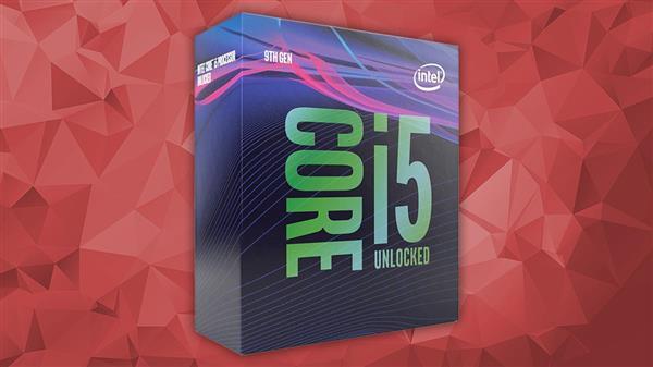 Intel酷睿i5-9600K处理器降价18%