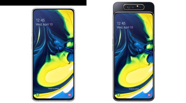三星Galaxy A80火热预售 炫转三摄掀起时尚新玩法