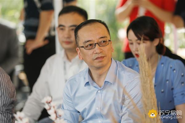蘇寧龔震宇:黃金珠寶是蘇寧進入百貨行業的抓手