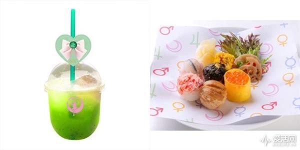 《美少女战士》主题餐厅将开业:除了吃吃吃还有现场表演?