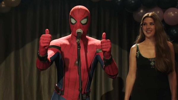 《蜘蛛侠》票房破十亿