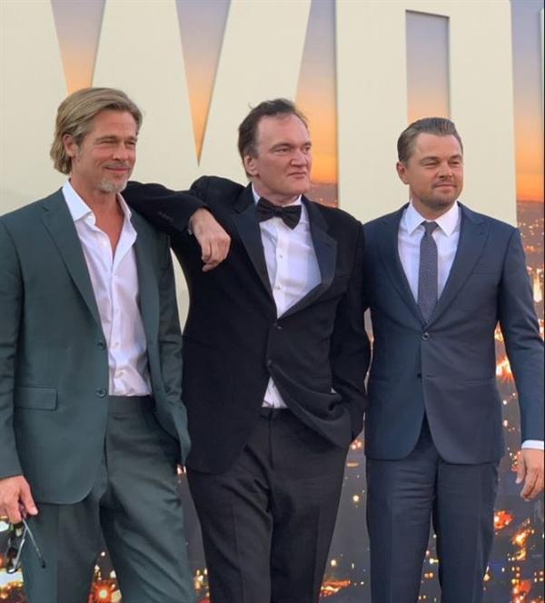 《好莱坞往事》票房创最好成绩