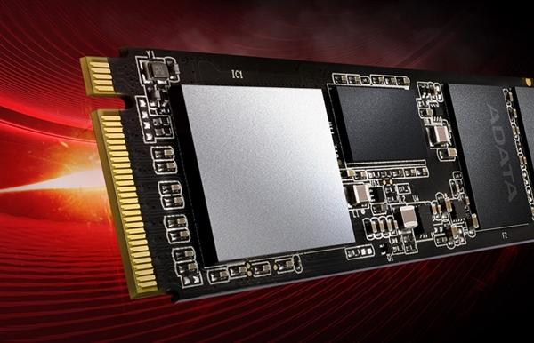 威刚XPG SX8200 Pro SSD升级2TB:无散热片 性能够彪