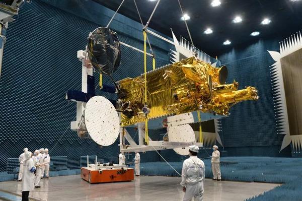 中星18号通信卫星作业反常 正展开毛病排查