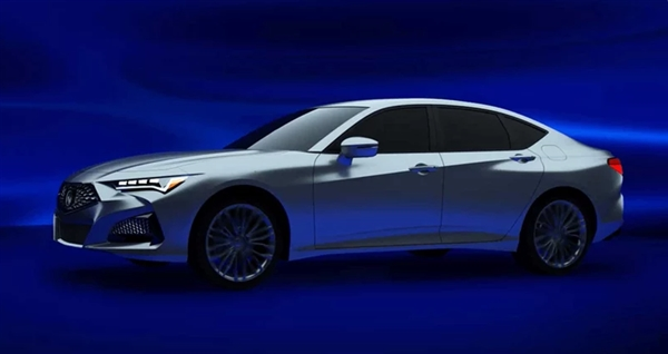 新一代讴歌TLX谍照曝光:高性能版搭V6涡轮 四驱体系