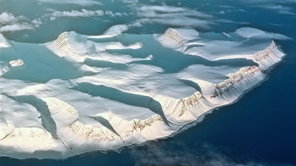 南极并非一直寒冷荒凉 曾经温暖湿润恐龙自由漫步
