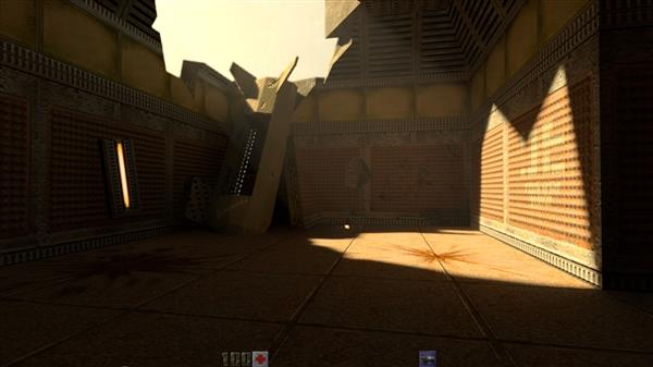 德国解禁Quake II RTX游戏 22年老游戏靠光追复活