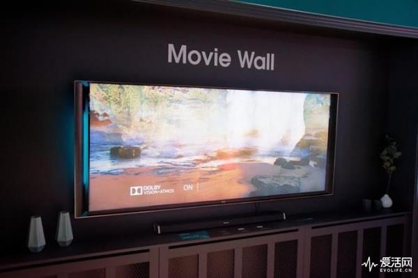 海信发布21:9 5K分辨率电视:看电影没黑边啦