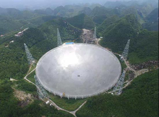 30亿光年:中国天眼首次发现宇宙神秘信号
