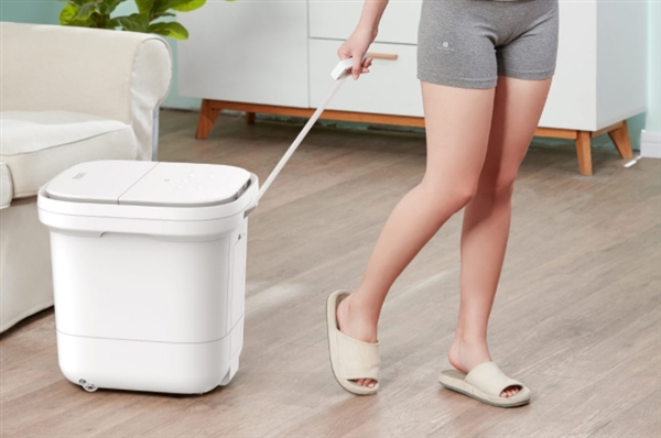 小米众筹喜迎第400期:智能无线足浴器上架
