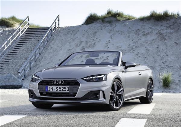 奥迪发布新款A5官图:三栽车型可选/四驱 8AT