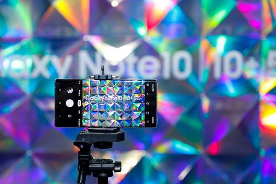 突破性创新+5G极速体验 三星Note10系列将于明日首销