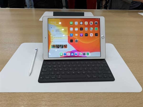 iPhone 11/11 Pro/Pro Max/iPad现场图赏:美如画