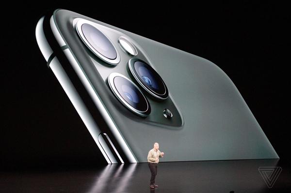 苹果公布iPhone 11系列国行售价!5499元起