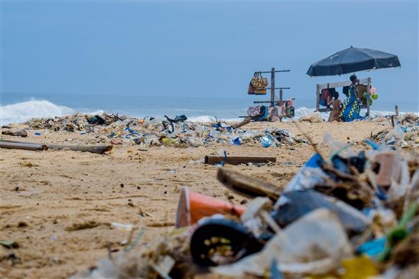 垃圾换大米!菲律宾环保出奇招:让居民捡拾路边塑料垃圾