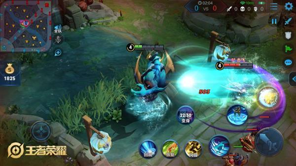 《王者荣耀》4周年新玩法爆料:可变身大龙