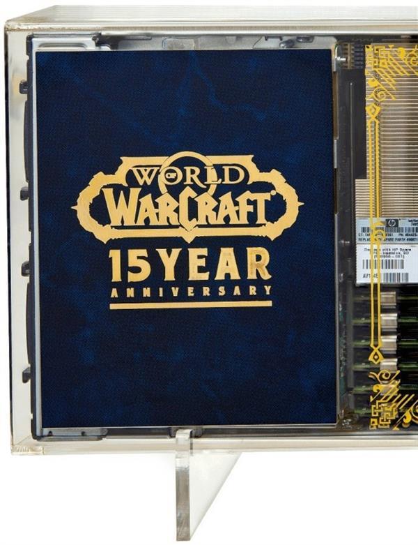 终极铁粉的硬核周边 暴雪出售魔兽退役服务器