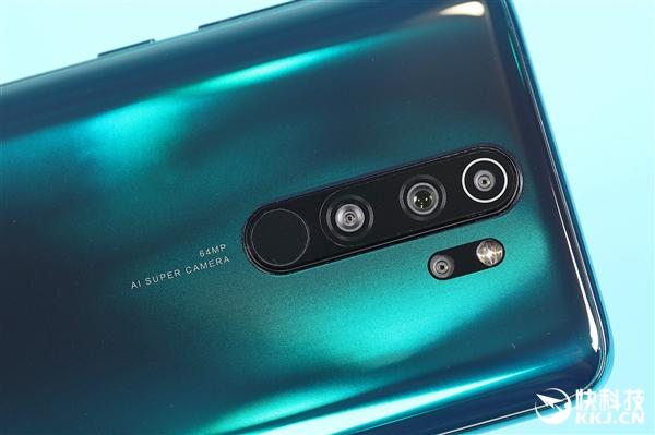 首发6400万像素四摄!Redmi Note 8 Pro开箱图赏