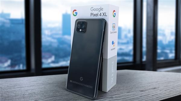 90Hz屏 骁龙855 谷歌Pixel 4/4 XL宣布:10月15日发