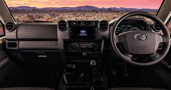 男人的终极梦想!丰田兰德酷路泽LC79 Namib特别版发布:V8柴油