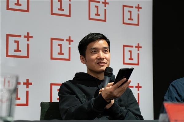 一加7T来了 刘作虎:全系标配90Hz 带领行业进入流畅新纪元