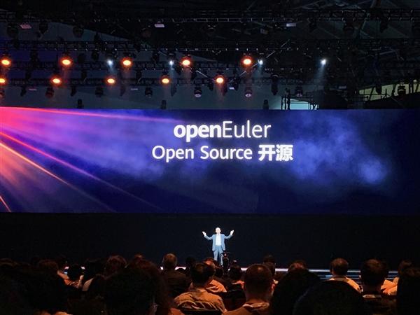 华为服务器操作编制EulerOS正式开源:12月31日上线