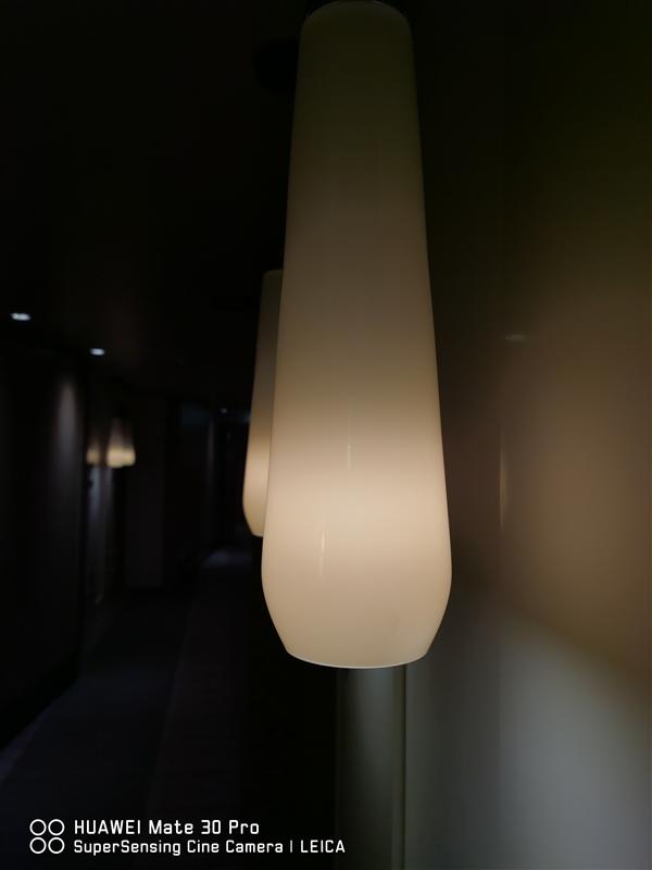 徕卡超感光四摄初体验:华为Mate 30 Pro夜景实拍样张