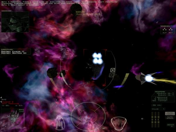 GOG开启《自由空间2》免费领:口碑上佳的3D空战游戏