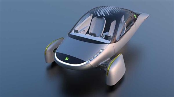 不充电也能跑!Aptera Motors发布太阳能电动汽车新技术(第1页) -