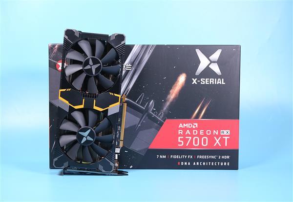 生而无畏 战至终章!迪兰恒进RX 5700 XT X战将评测:2.4GHz的GPU见过吗