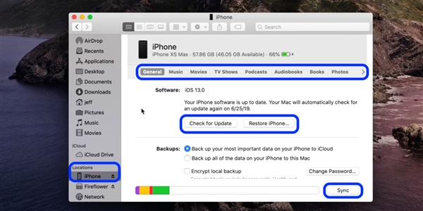 苹果正式放弃iTunes!如何将iPhone和iPad同步到Mac?