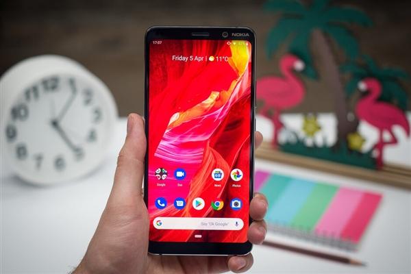 諾基亞8.2 5G曝光:或搭載驍龍735 售價有驚喜