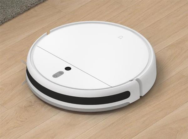 米家扫拖机器人1C开售:清新高精度视觉导航