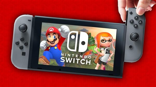 终于等到!腾讯Switch首款游戏正式获批:国行Switch要来了