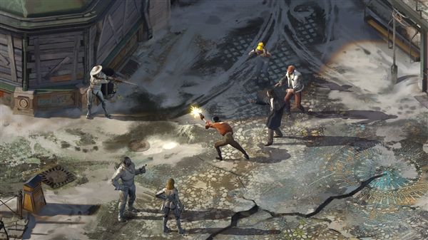 《灭亡拘束》 一部独特夸诞的互动影戏