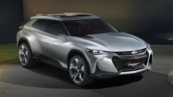 国产动力!雪佛兰纯电动SUV首次亮相:比概念车还好看(第1页) -