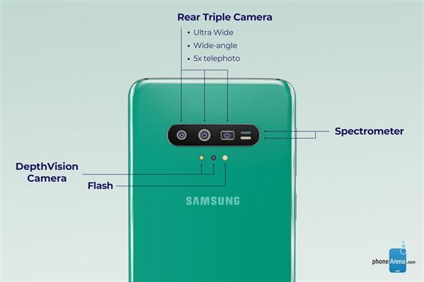 """代号""""哈勃"""":三星Galaxy S11有望搭载潜望式镜头"""