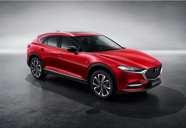 便宜了!新款马自达CX-4增入门版车型:家族新混动设计