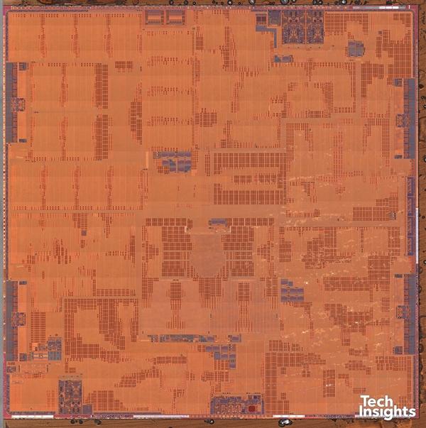 麒麟990 5G内核照公布:113.31平方毫米集成103亿晶体管