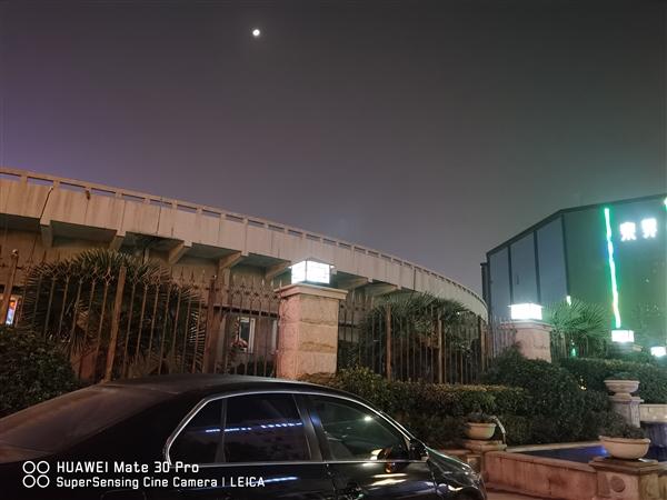 DxO双王夜拍体验:小米CC9 Pro对比华为Mate30 Pro