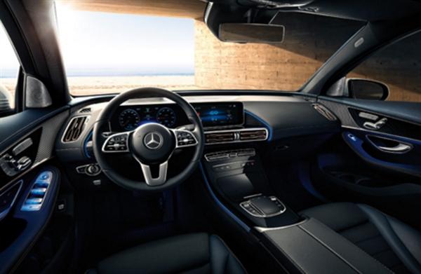 57.98万起!奔驰首款国产纯电动SUV正式上市:NEDC续航415km