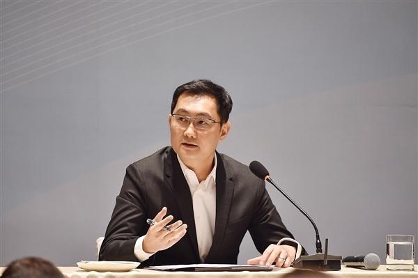 马化腾入选2019年全球百佳CEO:连续四年中国内地唯一入选