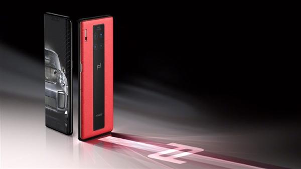 12999元!Mate30 RS保时捷设计明天开售:华为第二贵手机