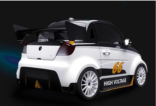 原厂空气动力学套件!赛麟迈迈定制版售15.88万首:离超跑品牌比来的一次