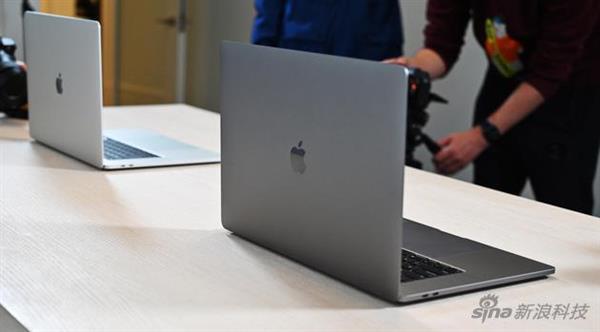 大屏幕新結構鍵盤 蘋果MacBook Pro 16筆記本正式發布