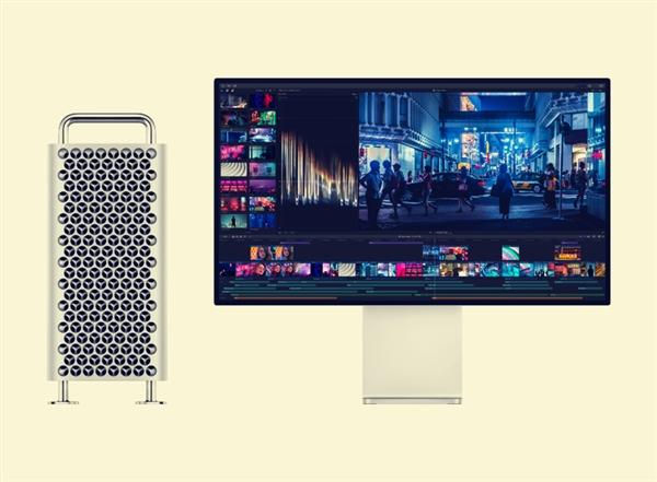 鑻规灉鏈�璐靛彴寮忔満Mac Pro鍜�32瀵�6K鏄剧ず鍣ㄧ櫥闄嗭細纭畾12鏈堝彂鍞�