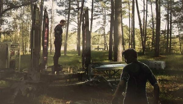 《复联4》备选结局公布:钢铁侠没死、亲送美队归还原石