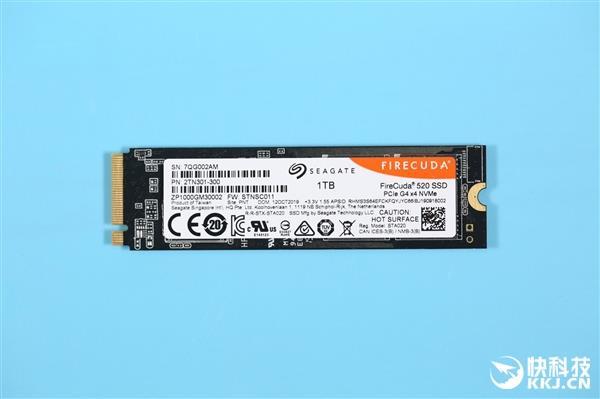希捷每GB 23元希捷PCIe 40硬盘酷玩520特价1TB 2299元图片