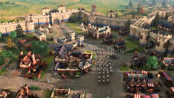 《帝国时代4》最快明年底上市:战略游戏会更有快感